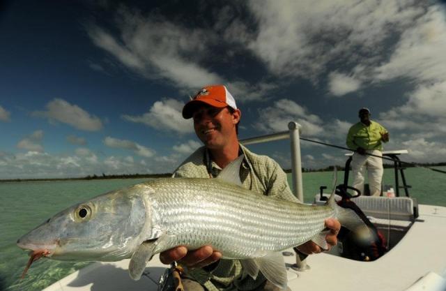 Andros Island Bahamas Bonefish Guide