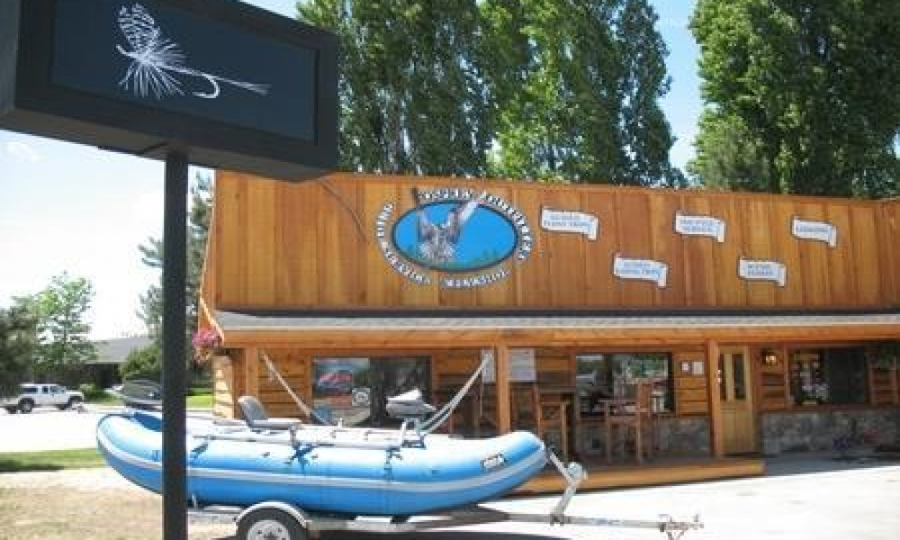 Osprey Outfitters Fly Shop - Hamilton Montana